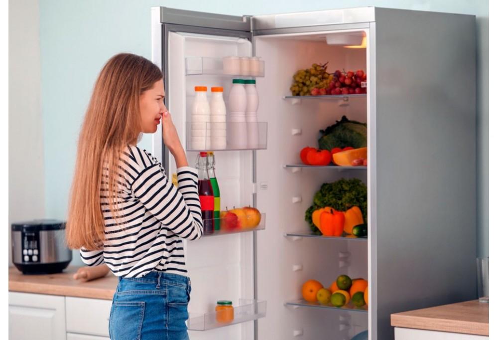Come sanificare il frigorifero?